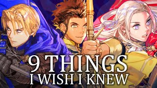 Fire Emblem: Three Houses - 9 Things I Wish I Knew Before I Started