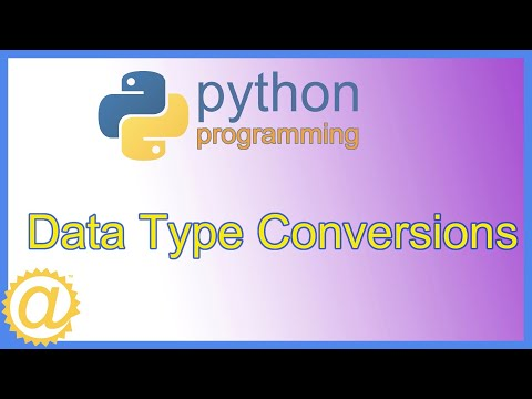 Python Data Type Conversions - String to Int - String to Float - Python Examples - APPFICIAL