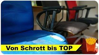 Bürostuhl / Gaming Stuhl kaufen? Worauf man achten sollte... | Pommes Män