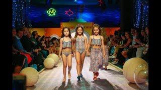 Desfile L'été Moda Praia  Verão 2019 no Fashion Weekend Kids Cidade Jardim