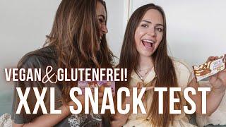 XXL Snack Test - vegan & glutenfrei von Pausenfudder  Lini's Bites