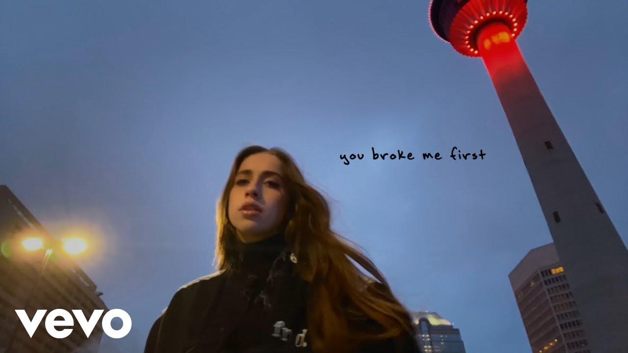 Lirik Lagu You Broke Me First - Tate McRae dan Terjemahan