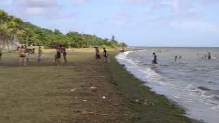 preview picture of video 'En playa Bibijagua 2 Nueva Gerona'