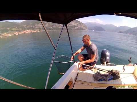 Il tempo per pescare in Chebarkul