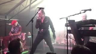 The Damned - New Rose - Austin, TX - 5/19/17