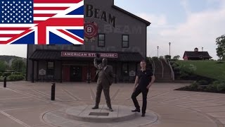 Whiskey Distillery Tour: Jim Beam