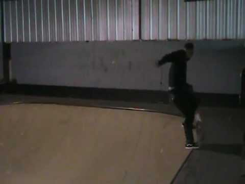 SPOG Skatepark of Greenville Bowl sesh 2012
