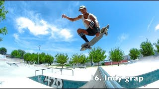 20 tricks first try on a Streetboard !!