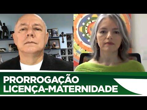 Schiavinato  explica projeto de prorrogação da Licença Maternidade - 01/07/20