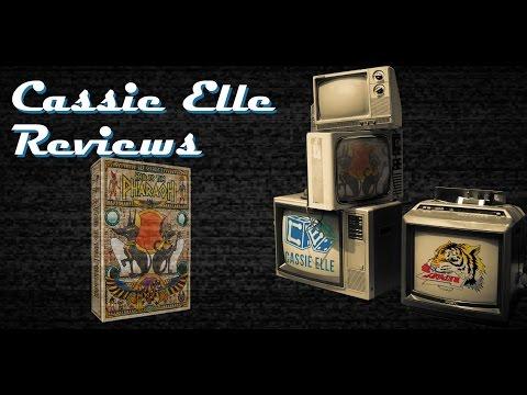 Cassie Elle Reviews Heir to the Pharaoh
