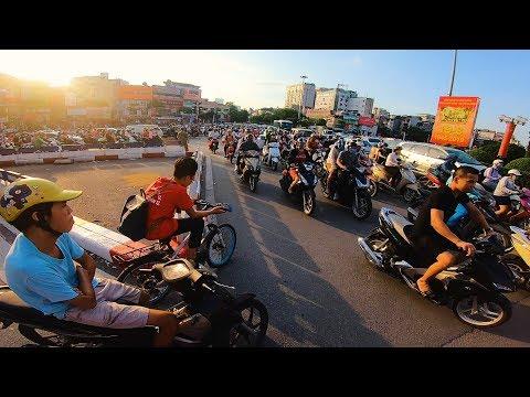 NEJHORŠÍ DOPRAVA NA SVĚTĚ! - VIETNAM