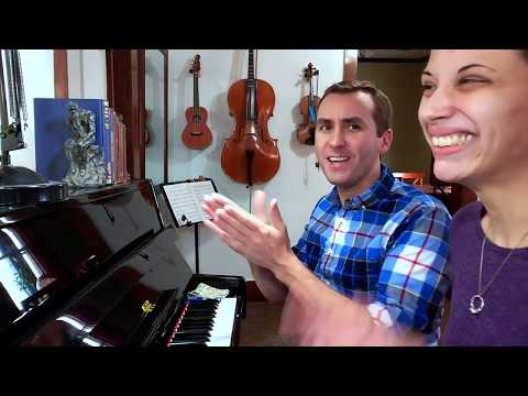 An easy piano partner song!