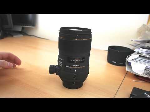 Sigma 150mm f/2.8 HSM Macro lens review