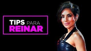 Tips Para Reinar: ¿Qué hace Alejandra Espinoza antes de subir al escenario?