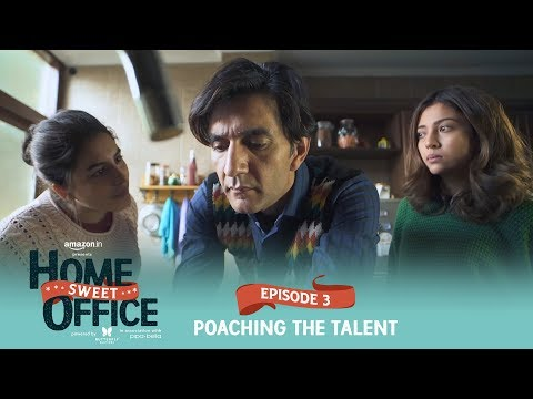 Dice Media   Home Sweet Office (HSO)   Web Series   S01E03 - Poaching The Talent