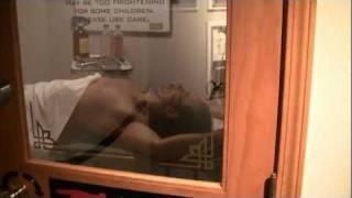 John Dillinger Autopsy Wax