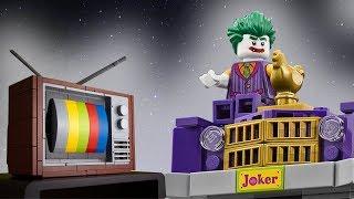 Вечерний Джокер Лучшие серии! Мультфильмы для детей, все серии сборник. Лего мультики 2018