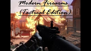 Fallout 4 Modern Firearms Tactical Edition BEST GUN MOD EVER