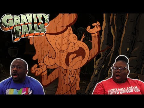 Gravity Falls 2x10 REACTION! {Northwest Mansion Mystery}