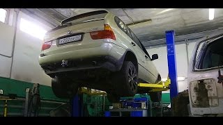 BMW X5 - Ремонт на 150 000 [за первый месяц]