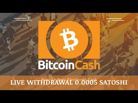 Free-Bcash.com отзывы 2019, mmgp, обзор, Live Withdrawal 0.0005 satoshi BitcoinCash