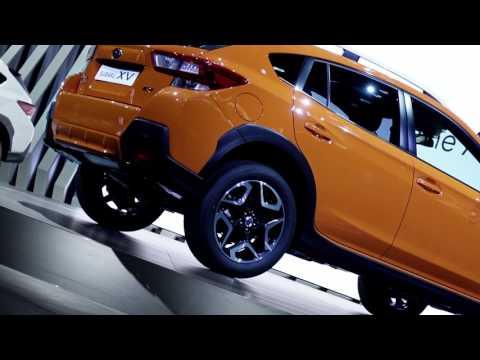 Subaru  Xv Паркетник класса J - рекламное видео 2
