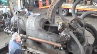 "motore fisso ""National"" Gas Engine"