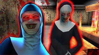 СТРАШНАЯ МОНАХИНЯ-УБИЙЦА! - The Nun | Монахиня