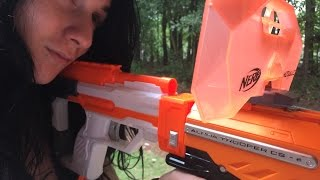 Complete Nerf Modulus Strike and Defend Kit Review and Unboxing