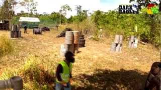 preview picture of video 'DARK EAGLES first day chapionnat guyane'