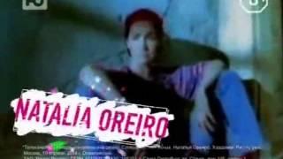 Наталия Орейро, Natalia Oreiro - Promo for Super Discoteka 90-x