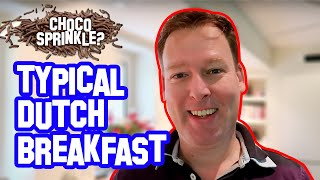 What Do Dutch Eat For Breakfast? | A Typical Dutch Breakfast | What Dutch People Eat #dutchbreakfast