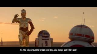 Star Wars Episode 7: The Force Awakens Ads