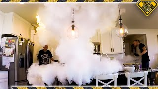 We Tried Boiling Dry Ice!