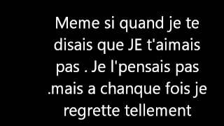 Maman Je T'en Prie Pardonne Moi Je Suis Désolée :(