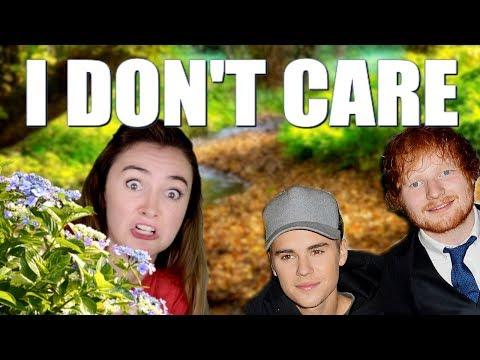 "Google Translate Sings: ""I Don't Care"" by Ed Sheeran & Justin Bieber"