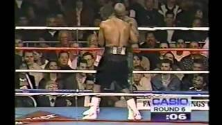 James Toney vs Richard Mason Part 2