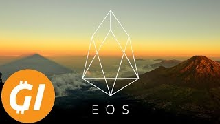 EOS Is Doing Incredibly Well - XRP & BTC Manipulation - Alibaba Gets It All Wrong - Augur Upgrade