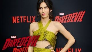 Elodie Yung on Elektra – Marvel's Daredevil Season 2 Red Carpet