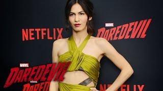 Elodie Yung on Elektra – Marvel's Daredevil Season 2 Red Carpet