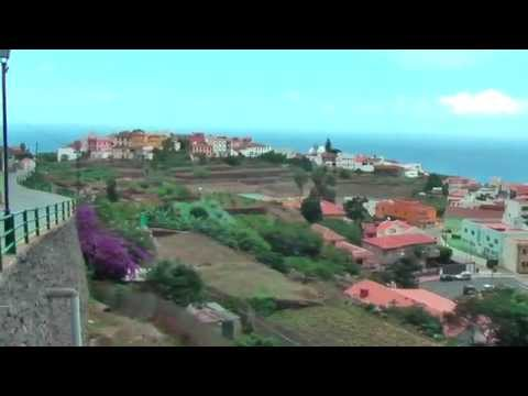 La Gomera is one of Spain's Canary Islands, located in the Atlantic Ocean off the coast of Africa