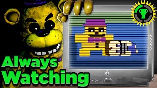 Game Theory: FNAF 4, The Body Snatchers (Five Nights at Freddy's)