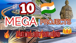 #part2 Top 10 Upcoming Mega Projects in India 2018-22 That Will Blow Your Mind 🔥🔥