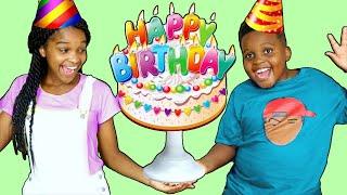 BIRTHDAY PARTY FAILS! Shiloh and Shasha - Onyx Kids