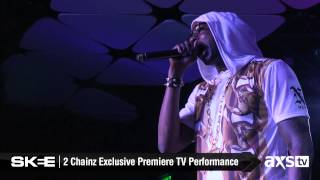 "Exclusive: 2 Chainz performs ""Where U Been"" LIVE on Skee Live"