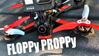 Gemfan Floppy Proppy for FPV (Review)