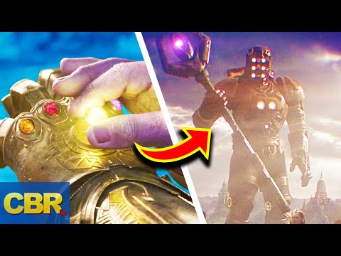 The Infinity Stones May Be Connected To The Celestials (Marvel Theory)