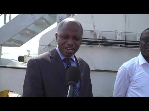 Infrastructures : le port de Brazzaville se modernise ! (épisode 2)