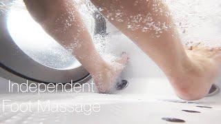 Walk-in Tub Hydro Massage Video