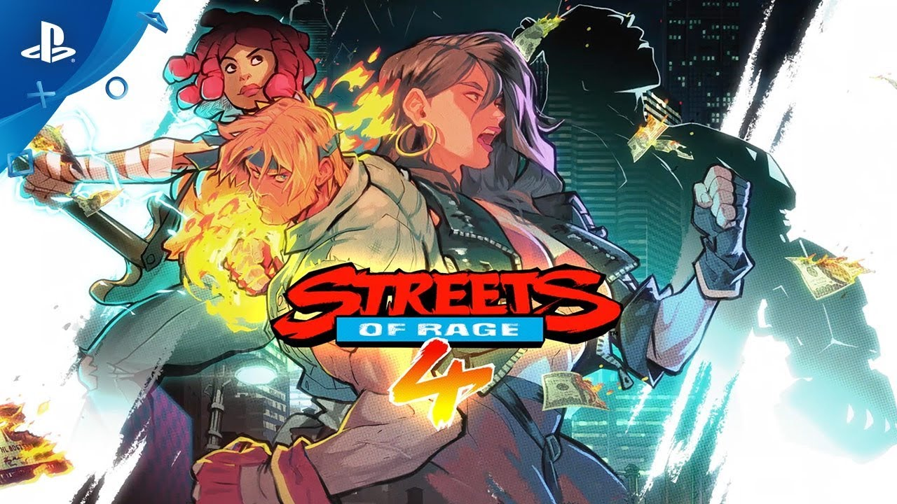 Streets of Rage 4: New Playable Character Revealed at Gamescom